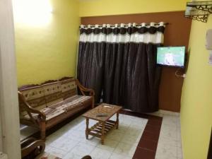 Studio Apartment @ Colonia De Braganza 3 Star Resort, Apartmány  Calangute - big - 11