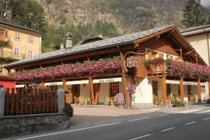 Accommodation in Issime