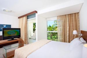Mar Brasil Hotel, Hotely  Salvador - big - 38