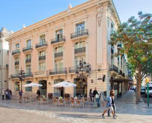 SH Hotel Boutique Inglés Valencia (33 of 42)