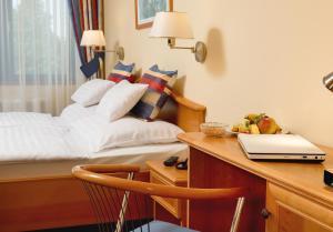 Hotel Kálvária Superior, Отели  Дьёр - big - 10