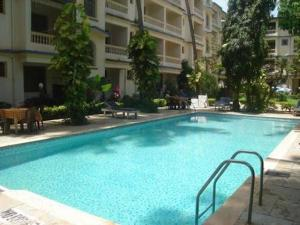 Studio Apartment @ Colonia De Braganza 3 Star Resort, Apartmány  Calangute - big - 10