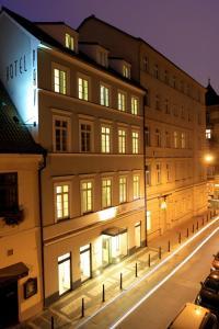 Hotel Páv, Отели  Прага - big - 25