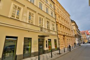 Hotel Páv, Отели  Прага - big - 27