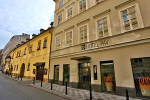 Hotel Páv, Отели  Прага - big - 1