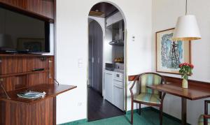 Habitación Doble Business con balcón