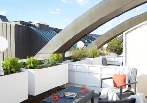 Habitación Superior con balcón o terraza