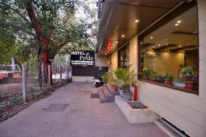 Hotel Pride, Отели  Чандигарх - big - 15