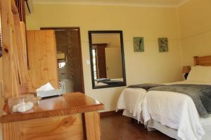Cabaña de madera de 2 dormitorios