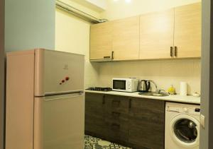 Tea's apartments, Apartmány  Tbilisi City - big - 24