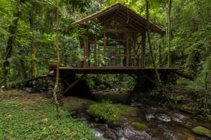 Refúgio Mantiqueira, Chaty v prírode  São Bento do Sapucaí - big - 134