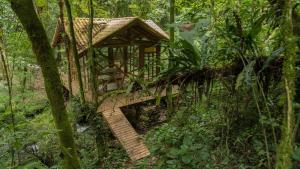 Refúgio Mantiqueira, Chaty v prírode  São Bento do Sapucaí - big - 136