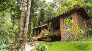 Refúgio Mantiqueira, Chaty v prírode  São Bento do Sapucaí - big - 133