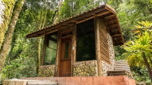 Refúgio Mantiqueira, Chaty v prírode  São Bento do Sapucaí - big - 124