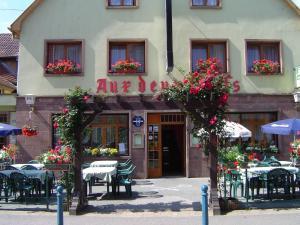 Aux Deux Clefs, Hotely  Marmoutier - big - 14