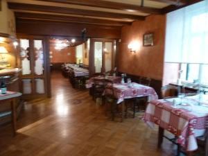 Aux Deux Clefs, Hotely  Marmoutier - big - 17
