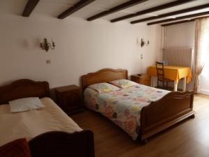 Aux Deux Clefs, Hotely  Marmoutier - big - 10