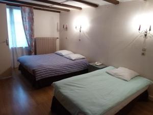 Aux Deux Clefs, Hotels  Marmoutier - big - 8