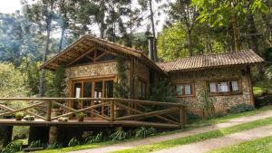 Refúgio Mantiqueira, Lodge  São Bento do Sapucaí - big - 118