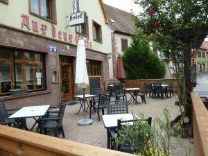 Aux Deux Clefs, Hotely  Marmoutier - big - 13
