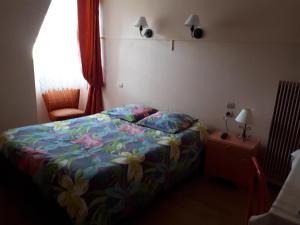 Aux Deux Clefs, Отели  Мармутье - big - 27