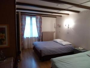 Aux Deux Clefs, Hotely  Marmoutier - big - 7