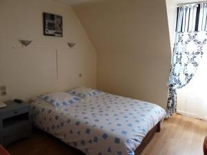 Aux Deux Clefs, Отели  Мармутье - big - 25