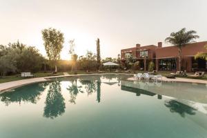 Villa PARS, Villas  Oulad Mazoug - big - 7