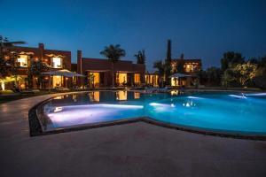 Villa PARS, Villas  Oulad Mazoug - big - 8