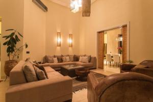 Villa PARS, Villas  Oulad Mazoug - big - 10