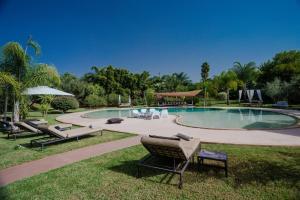 Villa PARS, Villas  Oulad Mazoug - big - 11