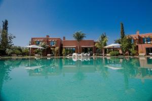 Villa PARS, Villas  Oulad Mazoug - big - 13