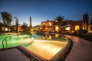 Villa PARS, Villas  Oulad Mazoug - big - 15