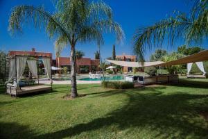 Villa PARS, Vily  Oulad Mazoug - big - 21