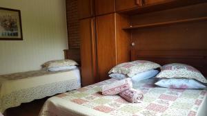 Casa Gramado II, Хостелы  Грамаду - big - 9