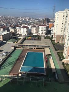 Fi Yaka Esenşehir A8, Апартаменты  Эсеньюрт - big - 6