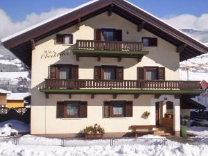 Apartment Haus Oberkofler, Apartments  Mittersill - big - 10