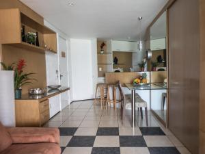 GOLDEN APARTMENT - MODUS STYLE, Apartmanok  Fortaleza - big - 28