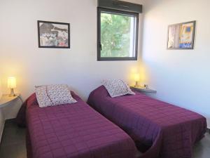 Apartment Le Golf Clair.5, Ferienwohnungen  Saint-Cyprien - big - 27
