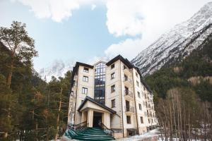 Отель Elbrusplaza