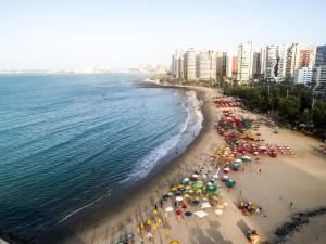 GOLDEN APARTMENT - MODUS STYLE, Apartmanok  Fortaleza - big - 30