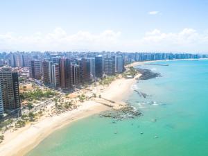 GOLDEN APARTMENT - MODUS STYLE, Apartmanok  Fortaleza - big - 31