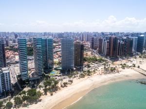 GOLDEN APARTMENT - MODUS STYLE, Apartments  Fortaleza - big - 32