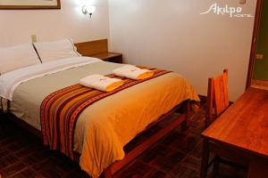 Akilpo, Hostels  Huaraz - big - 14