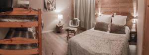 Hotel Les Flocons, Hotely  Les Deux Alpes - big - 4