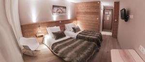 Hotel Les Flocons, Hotely  Les Deux Alpes - big - 3
