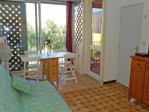 Apartment Les Balcons de la Méditerranée.1, Apartments  Narbonne-Plage - big - 22