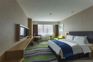 Holiday Inn Express Jinan High-Tech Zone, Hotely  Jinan - big - 12