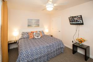 A301 Casuarina Breeze Condo, Apartmány  Virginia Beach - big - 22
