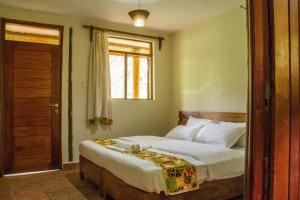 Ichumbi Gorilla Lodge, Chaty  Kisoro - big - 19